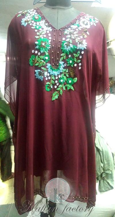 Embellished Kaftan Manufacturer